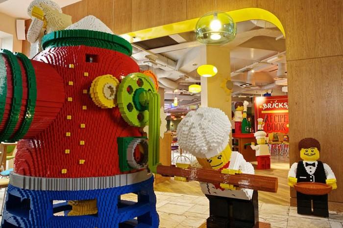 Legoland Hotel - готель в стилі відомого дитячого конструктора (2)
