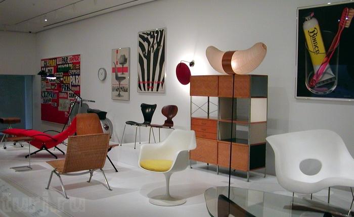 МОМА - музей сучасного мистецтва в суперсучасному будинку (3)
