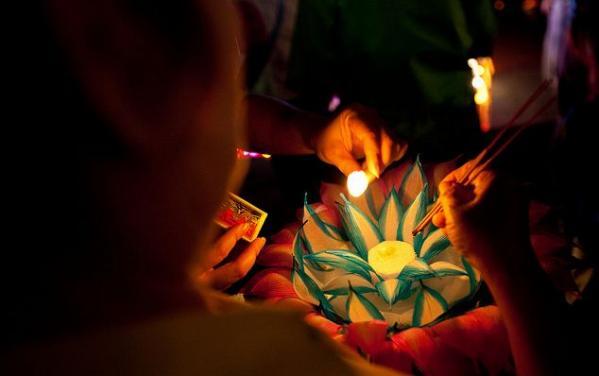 Фестиваль Лоі Кратонг в Таїланді (3)