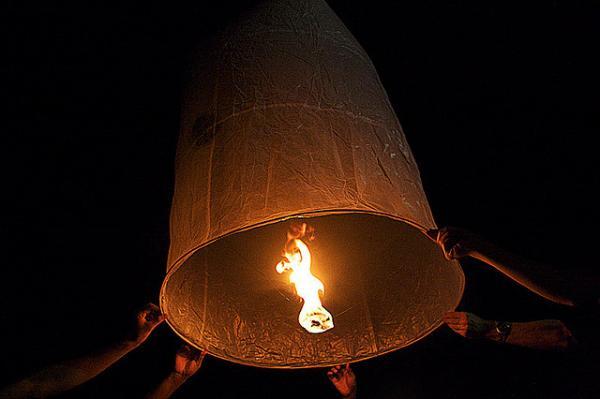 Фестиваль Лоі Кратонг в Таїланді (5)