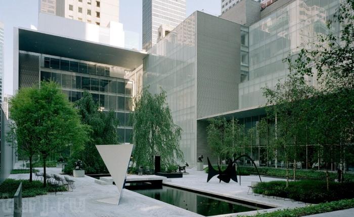 МОМА - музей сучасного мистецтва в суперсучасному будинку (1)