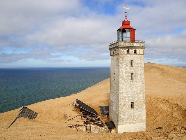 Закинутий маяк Руб'єрг Кнуд, Данія. (11)