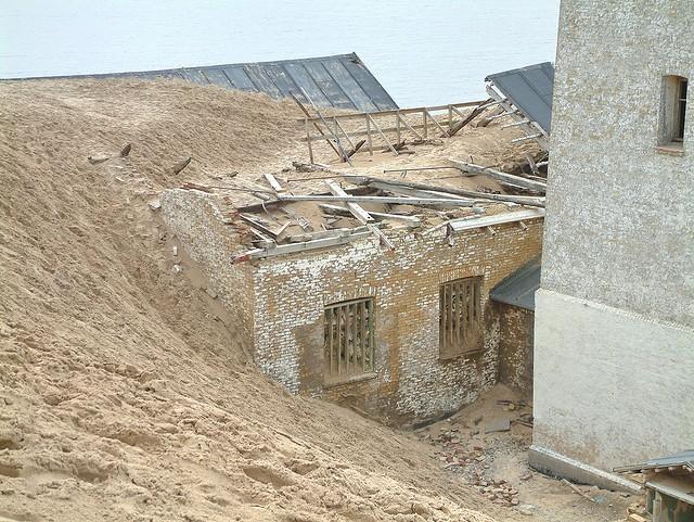 Закинутий маяк Руб'єрг Кнуд, Данія. (10)