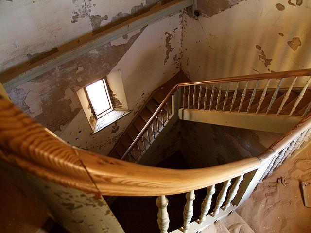 Закинутий маяк Руб'єрг Кнуд, Данія. (8)