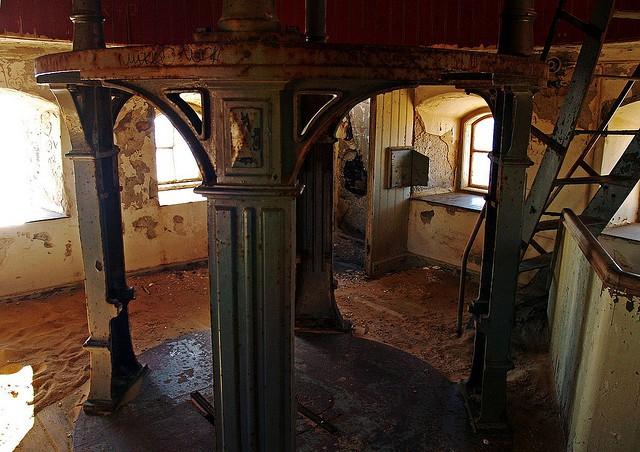 Закинутий маяк Руб'єрг Кнуд, Данія. (7)