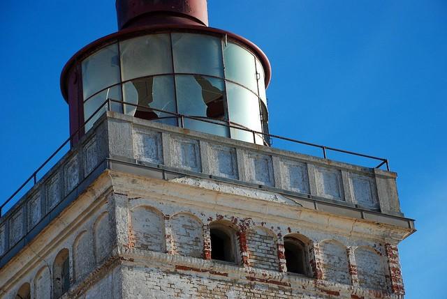 Закинутий маяк Руб'єрг Кнуд, Данія. (6)