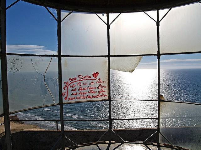 Закинутий маяк Руб'єрг Кнуд, Данія. (5)