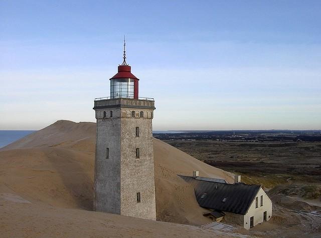 Закинутий маяк Руб'єрг Кнуд, Данія. (4)