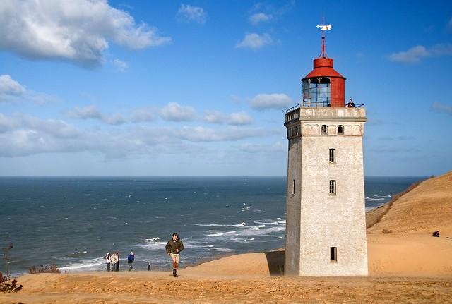 Закинутий маяк Руб'єрг Кнуд, Данія. (3)