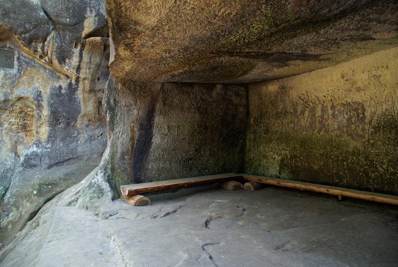 Скельно-печерний комплекс   Фото: Ігор Мелітка