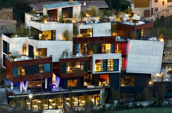 Абстрактно-індустріальні готелі (1)