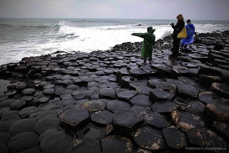 Стежка велетнів і гігантів в Ірландії (3)