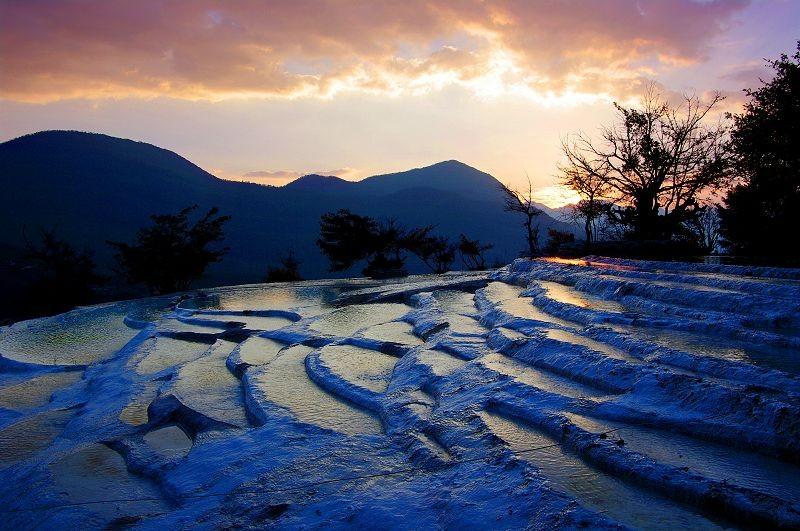 Захоплюючі пейзажі терас Білої Води Шангрі-Ла (2)