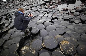 Стежка велетнів і гігантів в Ірландії (6 фото)