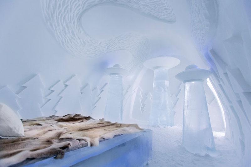 Найбільший готель в світі з льоду та снігу (9)