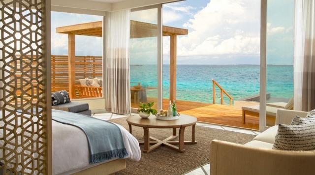 Розкішний курорт «Viceroy» на Мальдівах (2)