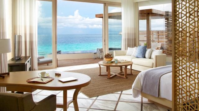 Розкішний курорт «Viceroy» на Мальдівах (3)