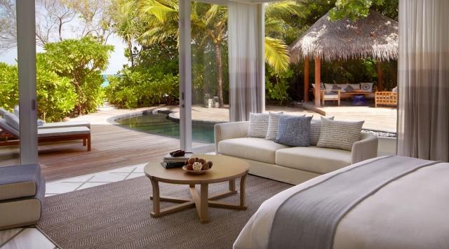 Розкішний курорт «Viceroy» на Мальдівах (4)