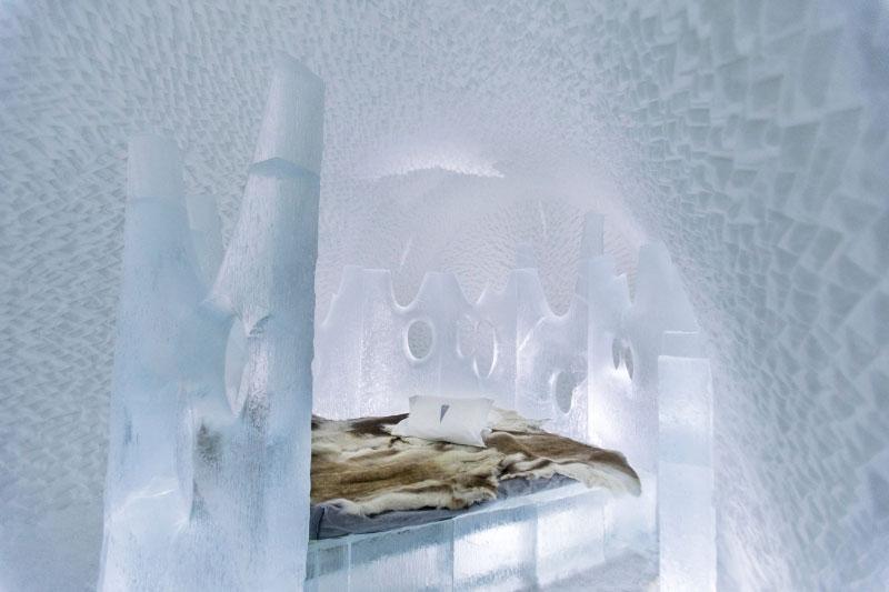 Найбільший готель в світі з льоду та снігу (10)