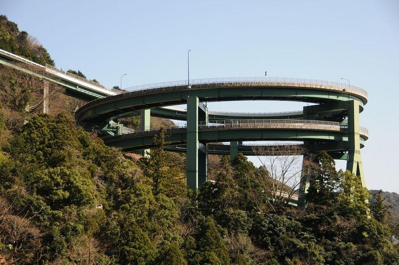 Гвинтовий міст Кавасу-Нанадару (2)