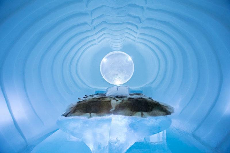 Найбільший готель в світі з льоду та снігу (2)