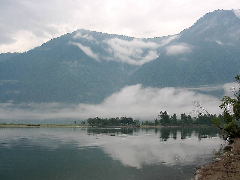 Телецьке озеро і краса Алтайської природи. (2)