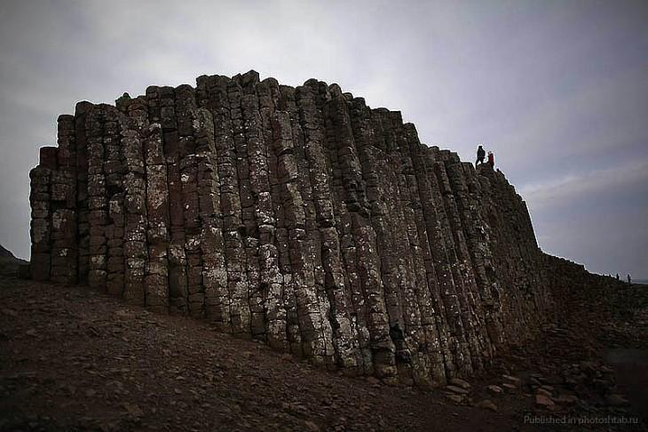Стежка велетнів і гігантів в Ірландії (5)