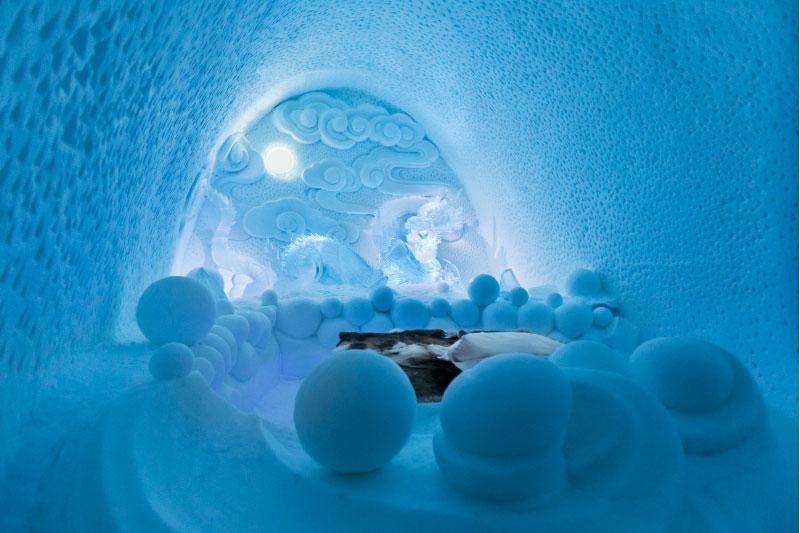 Найбільший готель в світі з льоду та снігу (13)