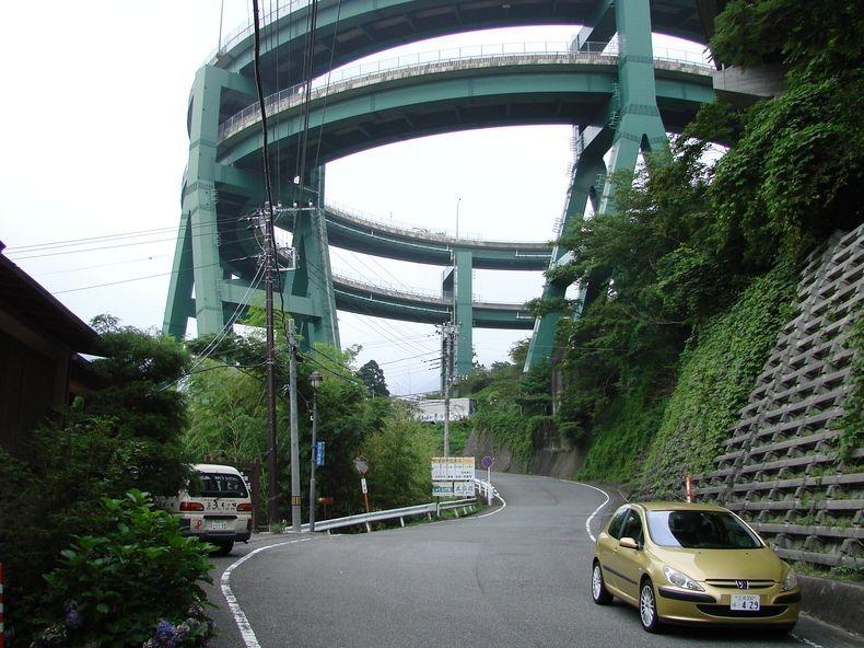 Гвинтовий міст Кавасу-Нанадару (3)