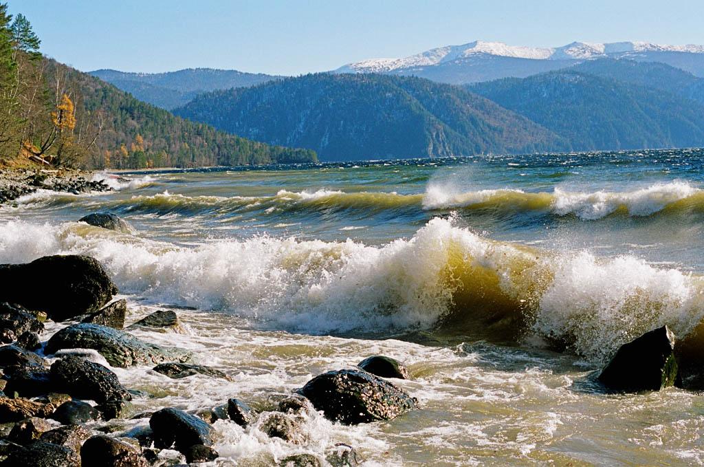 Телецьке озеро і краса Алтайської природи. (3)