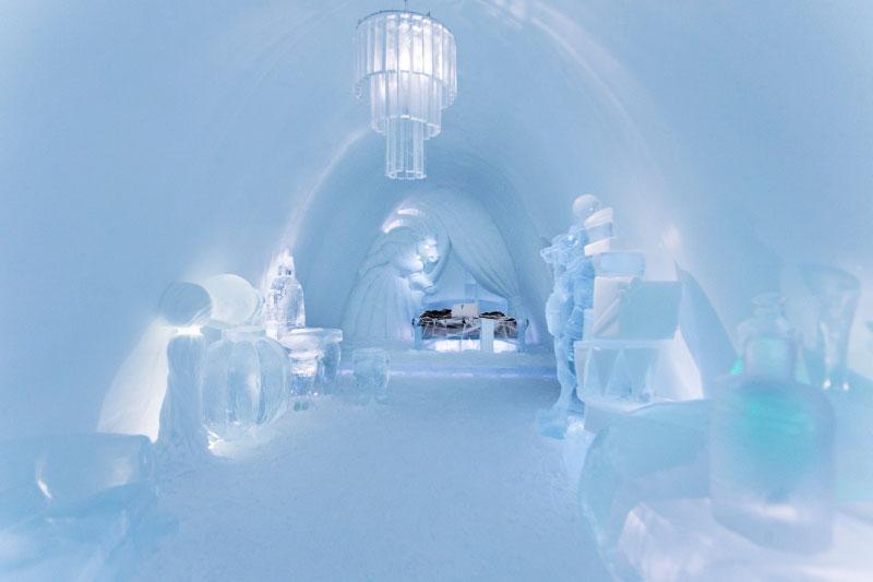 Найбільший готель в світі з льоду та снігу (3)