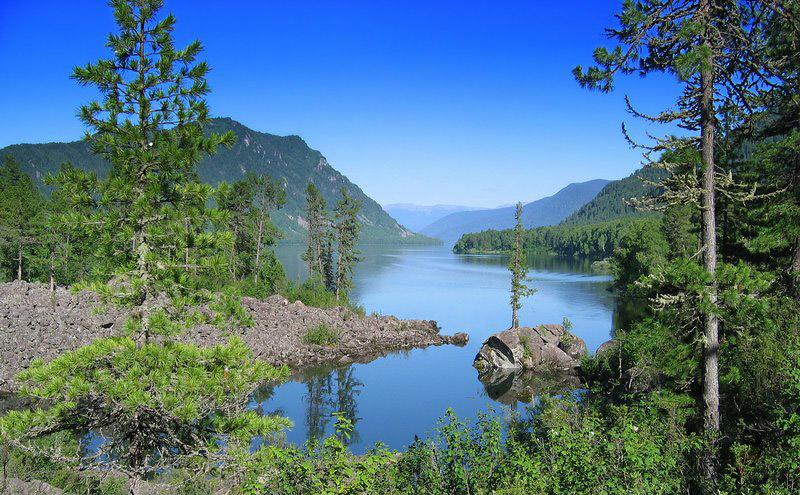 Телецьке озеро і краса Алтайської природи. (5)