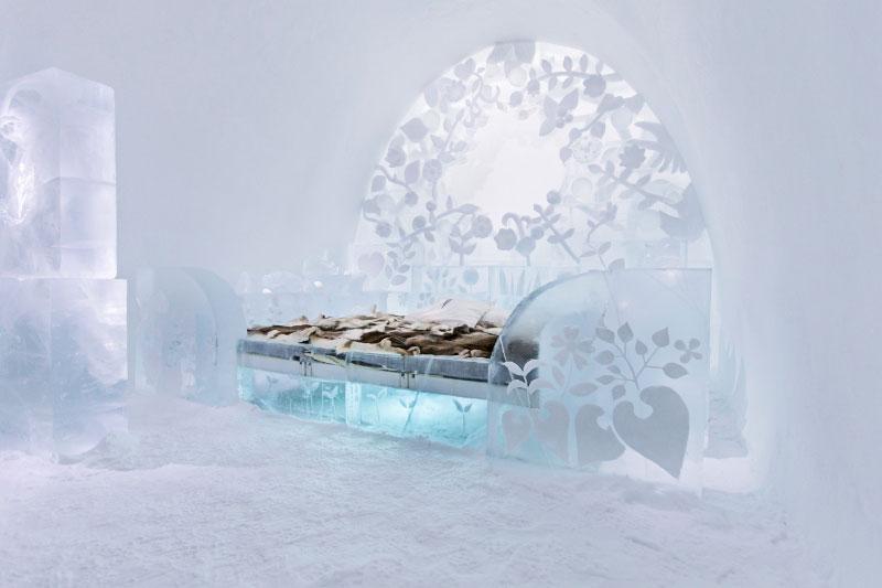 Найбільший готель в світі з льоду та снігу (5)