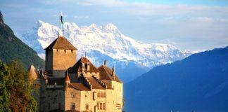 Топ 10 визначних пам'яток Швейцарії (2)