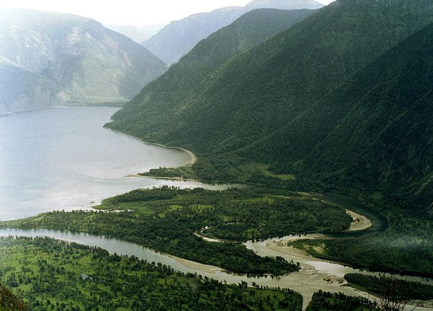 Телецьке озеро і краса Алтайської природи. (6)