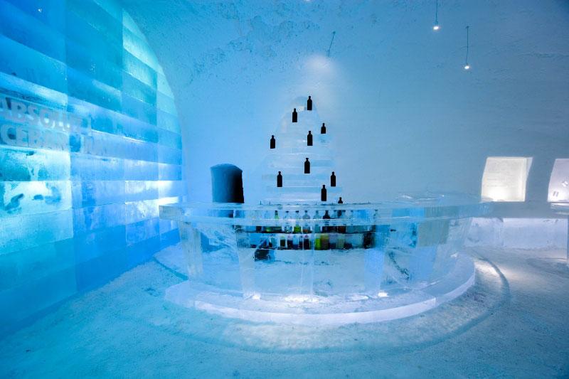 Найбільший готель в світі з льоду та снігу (6)
