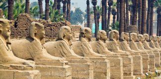Архітектура древнього Єгипту. Топ-10 стародавніх пам'ятників (3)