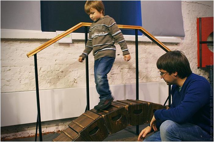 Цікаві науки в музеї «Експеріментаніум» (2)