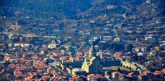 Найпопулярніші визначні пам'ятки Грузії (1)