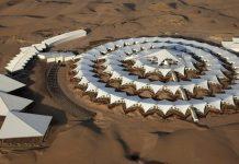 Готель Пустельний Лотос Сян Ша Вань в пустелі Гобі (1)