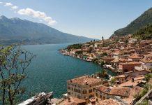 Найбільше озеро в Італії та одна із наймальовничіших водойм країни - Озеро Гарда (9)