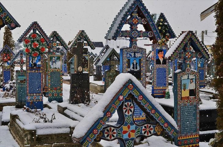 Веселий цвинтар або геть зневіра (1)
