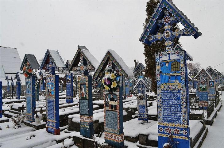 Веселий цвинтар або геть зневіра (3)