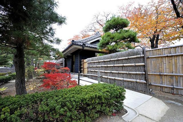 Неповторна архітектура середньовічного замку Мацумото, Япония (6)