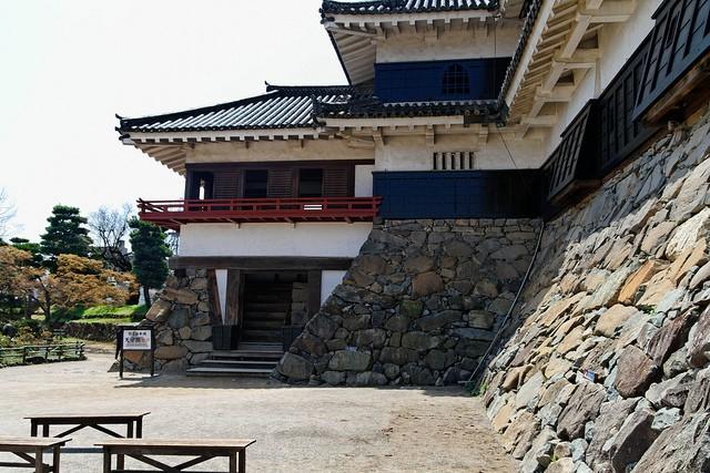 Неповторна архітектура середньовічного замку Мацумото, Япония (7)