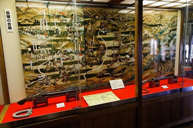 Неповторна архітектура середньовічного замку Мацумото, Япония (9)