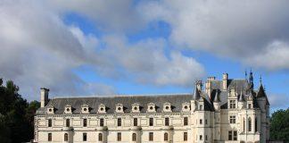 Вишуканий та елегантний, витончений і романтичний замок Шенонсо, або «дамський замок» (2)