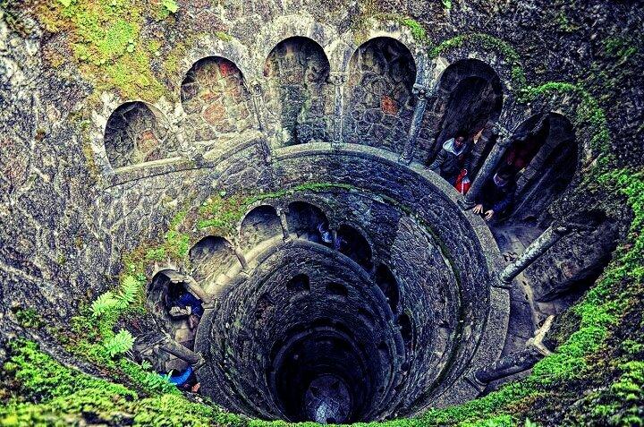 Кінта да Регалейра і перевернута вежа в Сінтрі (1)