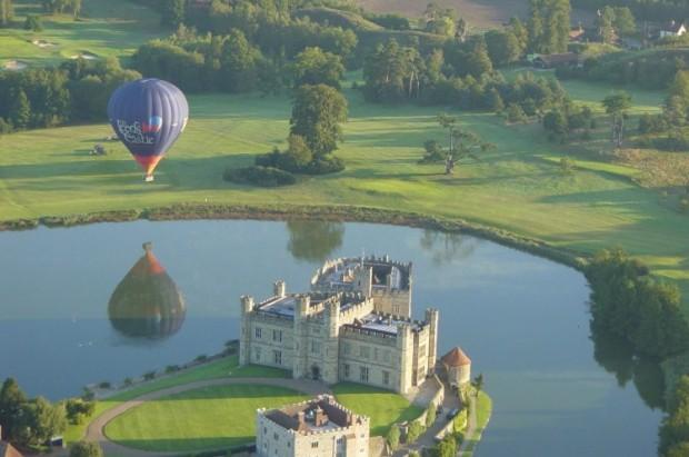 Середньовічний замок Лідс і його історія (10)