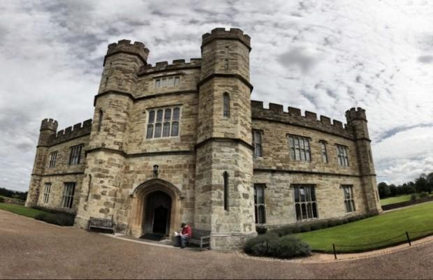 Середньовічний замок Лідс і його історія (1)